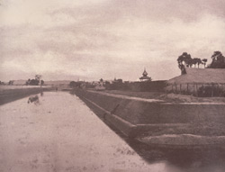 No. 59. Amerapoora. S. Ditch of the City Wall.
